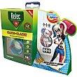 Pulsera antimosquitos repelente Click-Clack caja 1 unidad + 2 recargas + regalo reloj digital sumergible Harley Quinn caja 1 unidad + 2  Relec