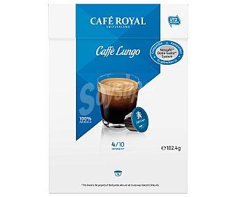 Café Royal Café monodosis lungo 16 unidades