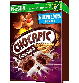 Chocapic Nestlé Cereales chococrush 410 g