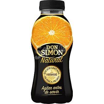 Don Simón Zumo de naranja refrigerado natural edición limitada naranjas de finca propia Botella 275 ml