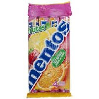 Mentos Caramelos de frutas Pack 2 unid