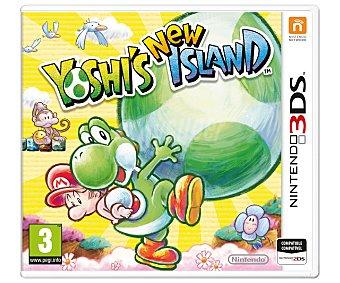 NINTENDO Yoshi New Island 3DS 1u