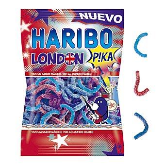 Haribo Golosinas geles dulces London pika 75 g
