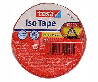 Tesa Cinta aislante 19mx20mm, TESA.