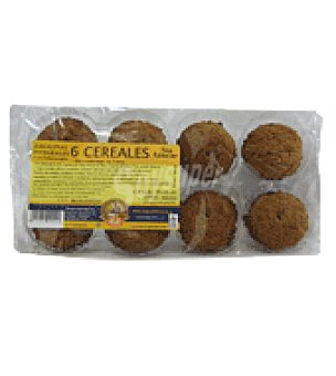 Edel Bio Zagalinas 8 cereales 160 g