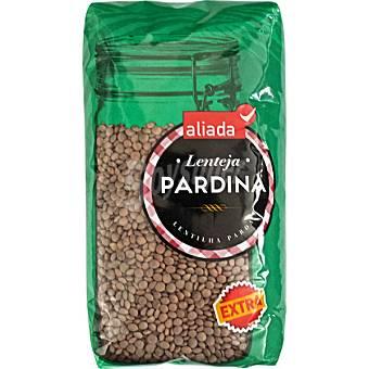ALIADA Lenteja pardina extra paquete 1 kg