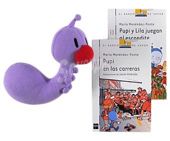 INFANTIL Pupi, Pack Lila Mascota