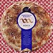 Ibérica Premium individual pizza de jamón serrano modena Envase 320 g Maestro