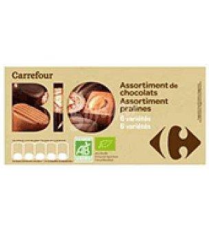 Carrefour Bio Bombones surtidos 250 g