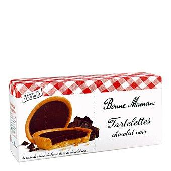 Bonne Maman Tartaleta chocolate negro 125 g