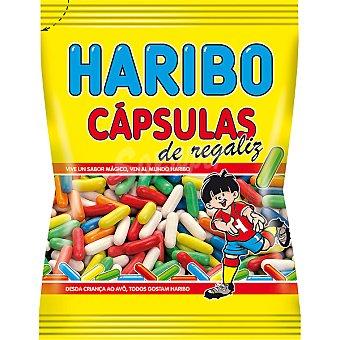 Haribo Cápsulas de regaliz 150 g
