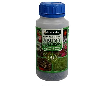 Globalplant Abono granulado universal, apto para plantas de exterior 300 gramos