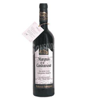 Marqués de la Contraviesa Vino tinto cabernet sauvignon 5 meses 75 cl