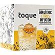 Selección de botánicos y cítricos para Gin Tonic Citrus Infusion caja 24 g caja 24 g Toque