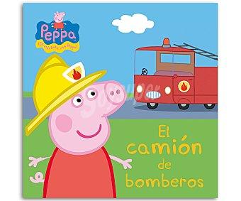 INFANTIL Peppa pig. El camión