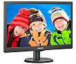 "Monitor PC 18,5"" LED, 1366 x 768. PHILIPS 193V5LSB2/10"