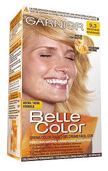 Belle color Tinte rubio claro N.9.3 Caja 1 unid