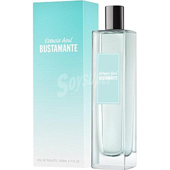 Bustamante eau de toilette femenina Esencia Azul Spray 100 ml