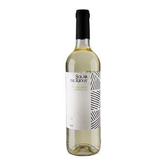 Solar de Ricot Vino blanco semi-dulce 75 cl