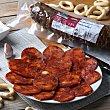 """Chorizo cular extra de """"El Bierzo"""" Disma pieza 900 g aprox Envase de 900.0 g. aprox La Encina"""
