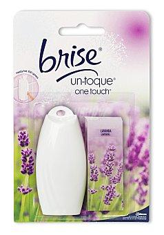 Glade Brise Discreto difusor que elimina malos olores en tu baño con fragancia Lavanda 1 ud