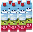 Leche Entera Pack 6x1 litro Central Lechera Asturiana