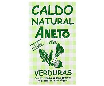 Aneto Caldo natural de verdura Brik 1 litro