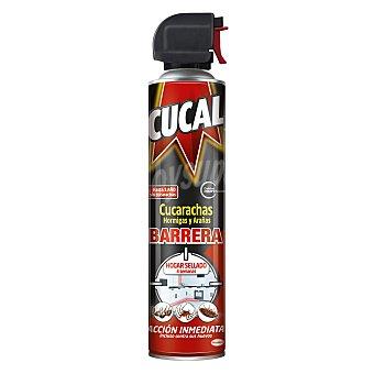 Cucal Insecticida spray barrera contra cucarachas, hormigas y arañas 400 ml