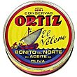 Bonito en aceite de oliva Lata 158 g Conservas Ortiz