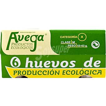 Avega Huevo ecológico 6 unid