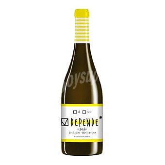 Depende Vino D.O. Rias Baixas albariño blanco 75 cl