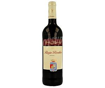 Bordón Vino Tinto Crianza Rioja Botella 75 cl