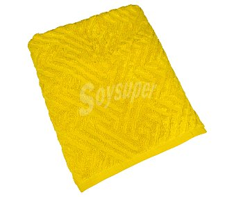 Actuel Toalla de baño ocre, 100% algodón, torsión 0, /m² de densidad, 100x150cm 400g