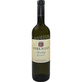 ANSELMANN Vino blanco riesling Alemania  Botella de 75 cl