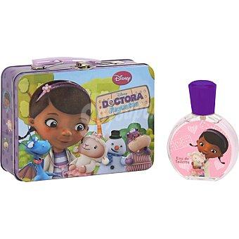 DISNEY Doctora juguetes maletín con eau de toilette infantil  spray 100 ml