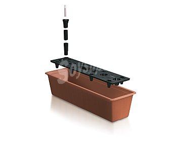 VAN Jardinera transpirable de terracota con sistema de autorriego 1 unidad