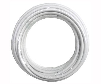 Hidalgo Cable manguera plana color blancon 5m, HIDALGO.