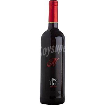 Albaflor Vino tinto crianza D.O. Benissalem Mallorca botella 75 cl Botella 75 cl