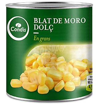 Condis Maiz dulce 340 GRS