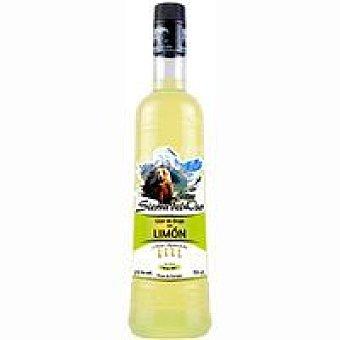 SIERRA DEL OSO Crema de orujo sabor limón 70 cl