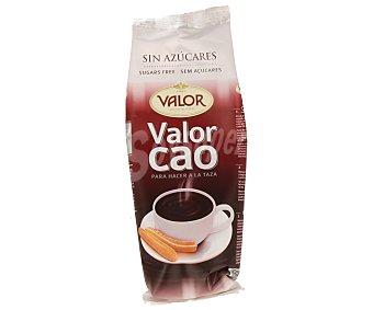 Valor Cacao a la taza sin azúcar Paquete 200 gramos