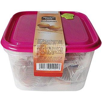 MONTES LARA INPANASA magdalenas bolenas en recipiente hermético  envase 400 g