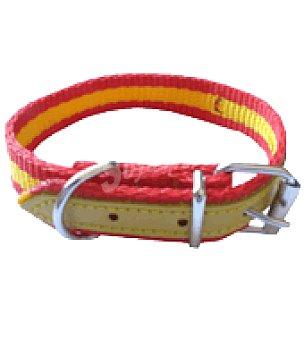 Vitakraft Collar perro bandera España talla L 1 un
