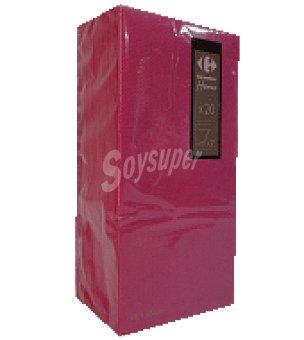 Carrefour Servilletas 38x38 cm 2 capas rosa 20 ud