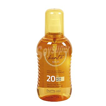 Bonté Spray solar fp 20 250 ml