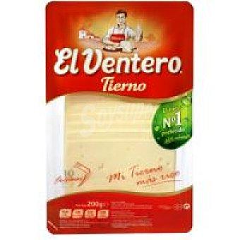 El Ventero Queso ventero tierno lonchas Bandeja 200 grs