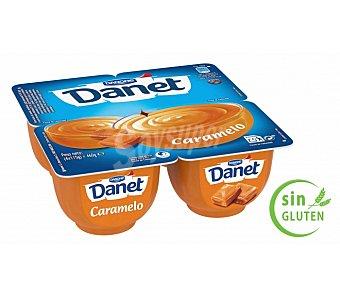 Actimel Danone Zumo naranja danone Pack 4 x 130 grs