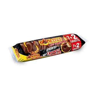 Donettes Hot challenge 7+2 gratis Estuche 171 gr
