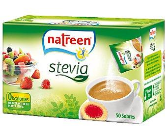 Natreen Edulcorante stevia 50 sobres