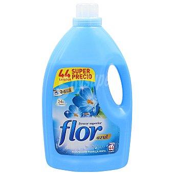 Flor Suavizante concentrado azul botella 44 lv